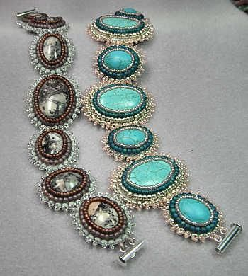 Looking for your next project? You're going to love Silver Starburst & Perchance to Dream -  by designer BeadedJewelry.