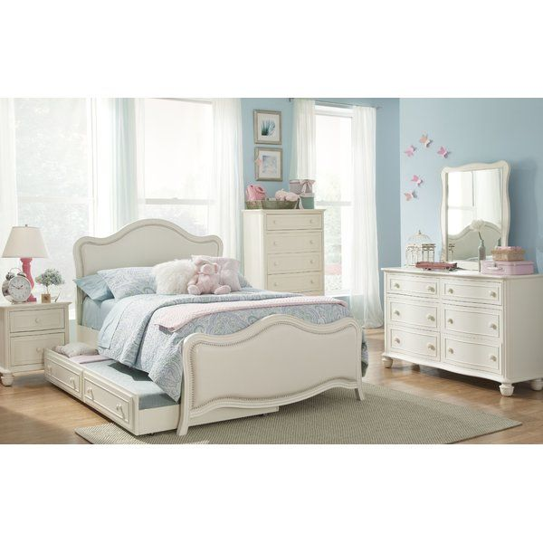 Bedroom Furniture You Ll Love: You'll Love The South Shore Upholstered Panel Bed At