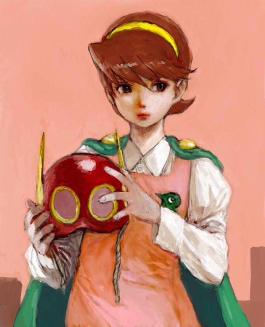 chintaman アニメの女の子 イラスト サンリオ イラスト