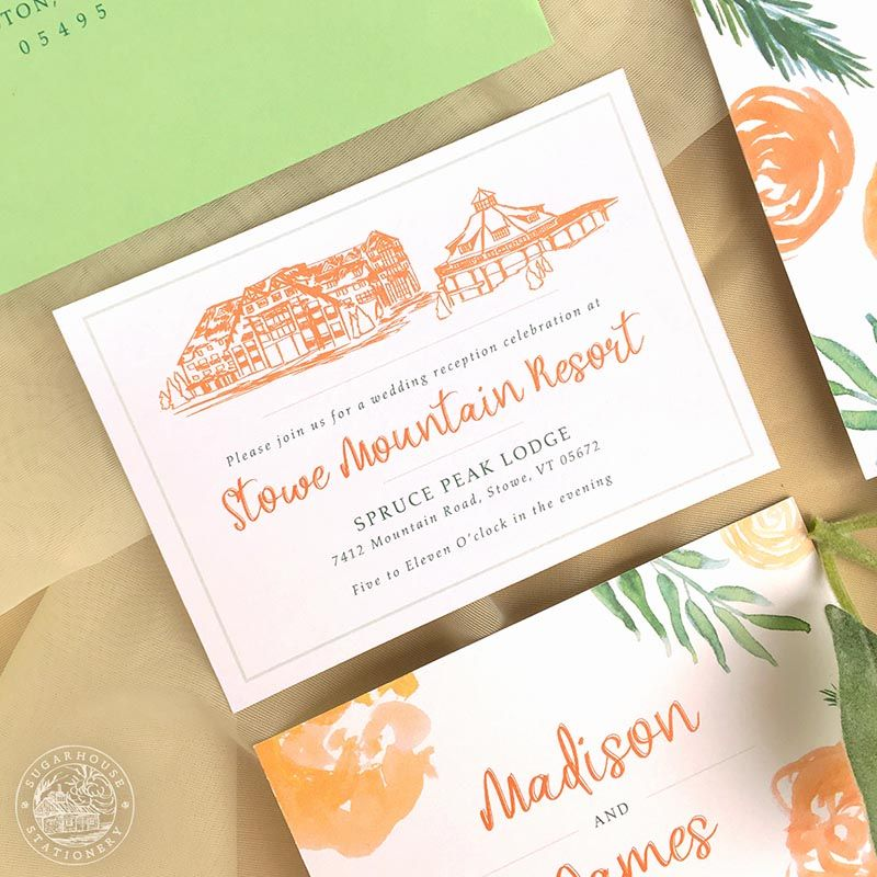 Burke grade a invitation suite stationery designs inspired by wedding invitation design company specializing in invitation suites save the dates day of pieces and custom stationery design services stopboris Gallery