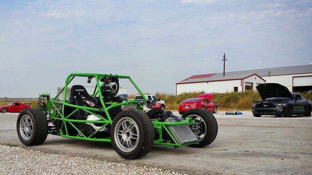 DF Goblin - Low cost, high performance kit car | Exocars | Kit cars