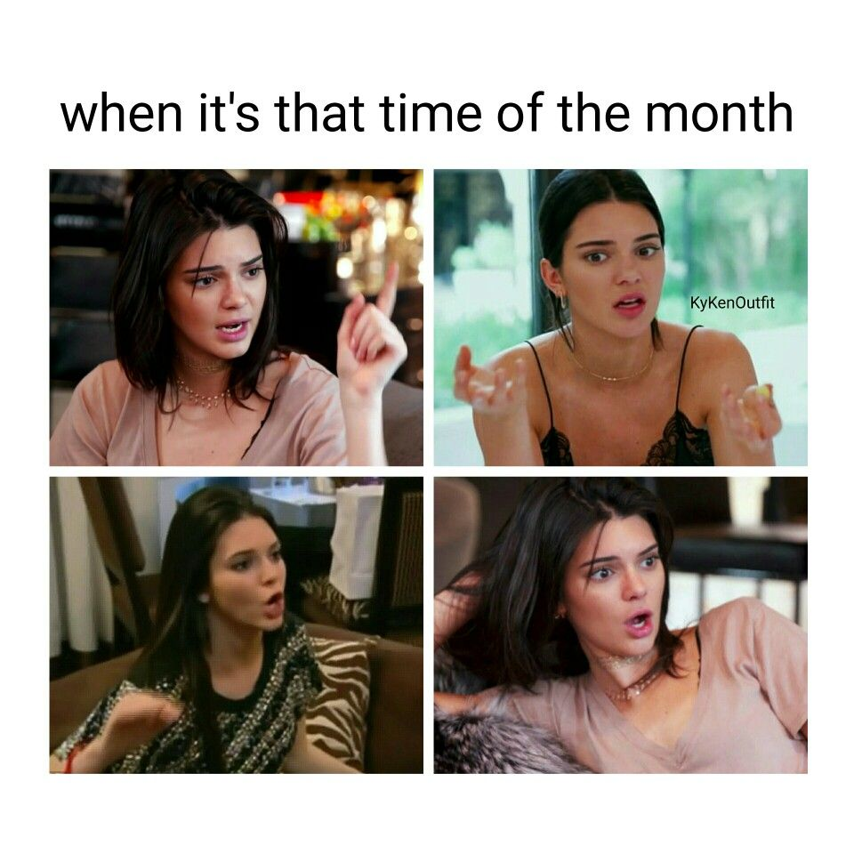 Pin En Kylie And Kendall Memes