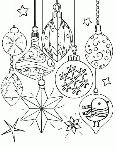 1000 Images About Coloring Christmas On Pinterest Christmas
