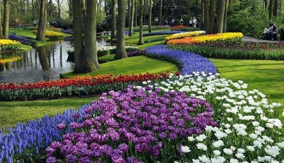 Resultado de imagen para jardines hermosos jardines Pinterest