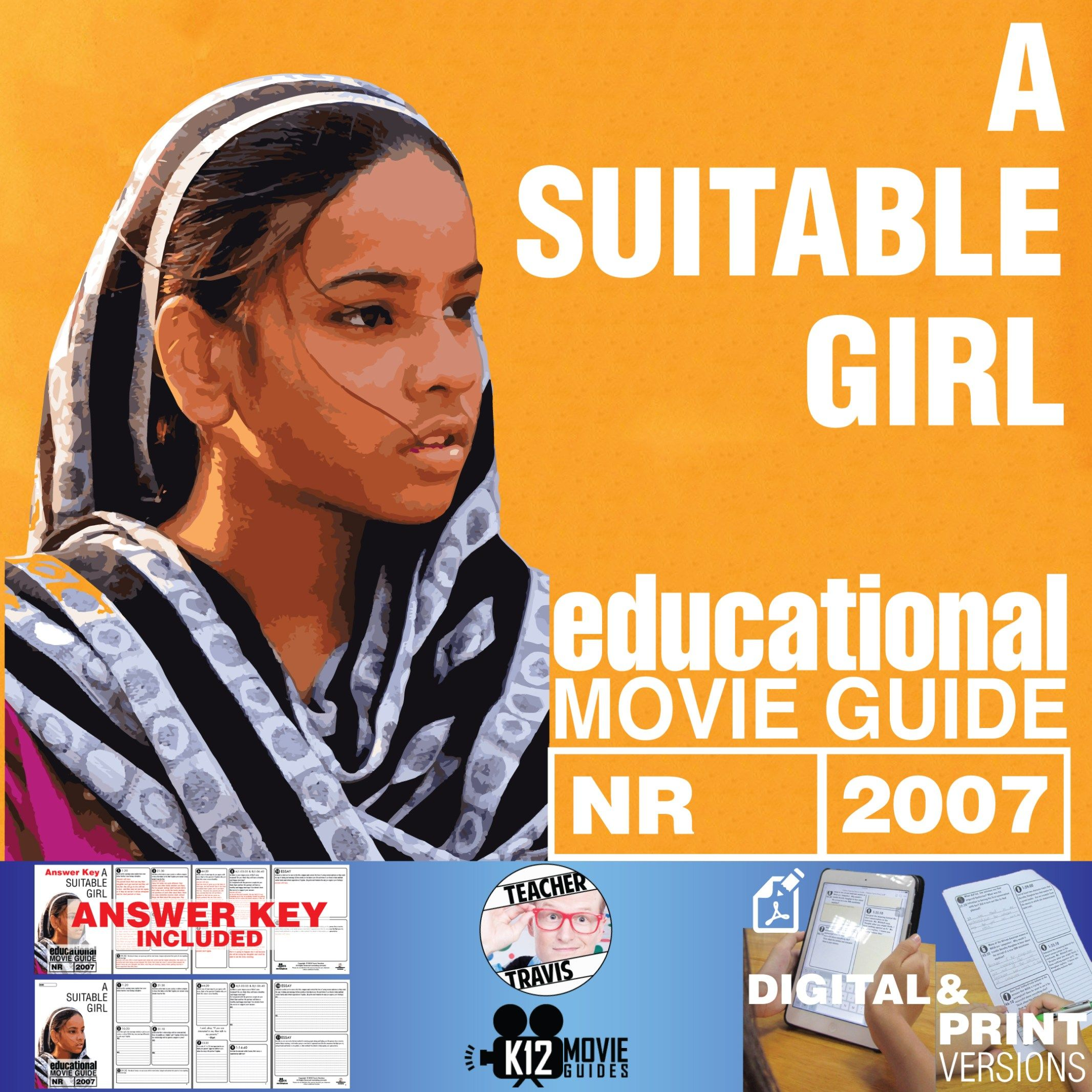 A Suitable Girl Documentary Movie Guide