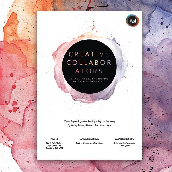 Watercolour Poster Google Search Business Cards Creative