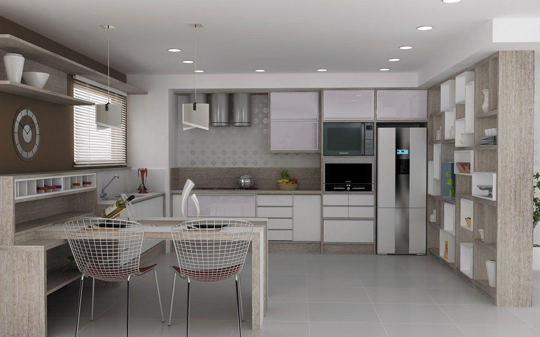 Como Montar Uma Cozinha Planejada Passo A Passo Projetos De