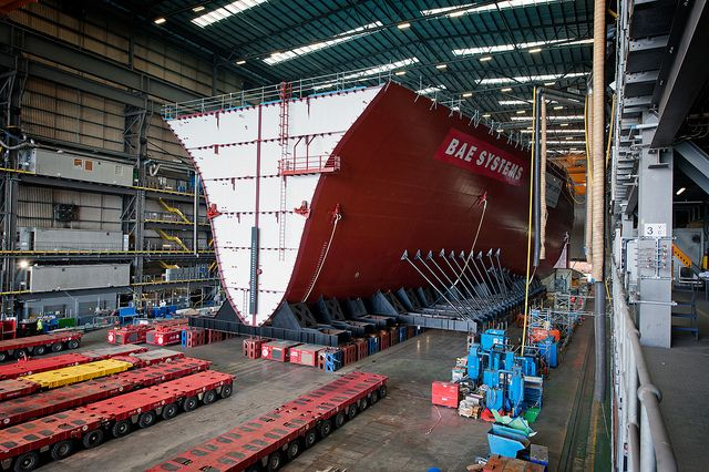 May 11, remote controlled transporters with hundreds of wheels moved into positon to get the 6,000 tonne section onto the sea-going barge