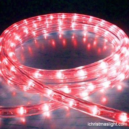 Decorative fancy light led red rope led rope lights pinterest led rope lights are perfect for decoration indoor and out led rope lights are commonly used to outline your house and illuminate your garden aloadofball Gallery