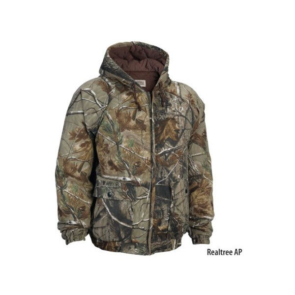 aa7a37921e801 Gander Mountain® Russell Outdoors Womens Flintlock Hooded Jacket - Apparel  Womens Hunting Apparel Outerwear : ($60) found on Polyvore