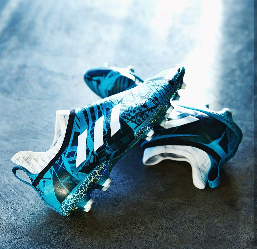 Limited Edition Adidas 2017 18 Thunder Storm Boots Pack