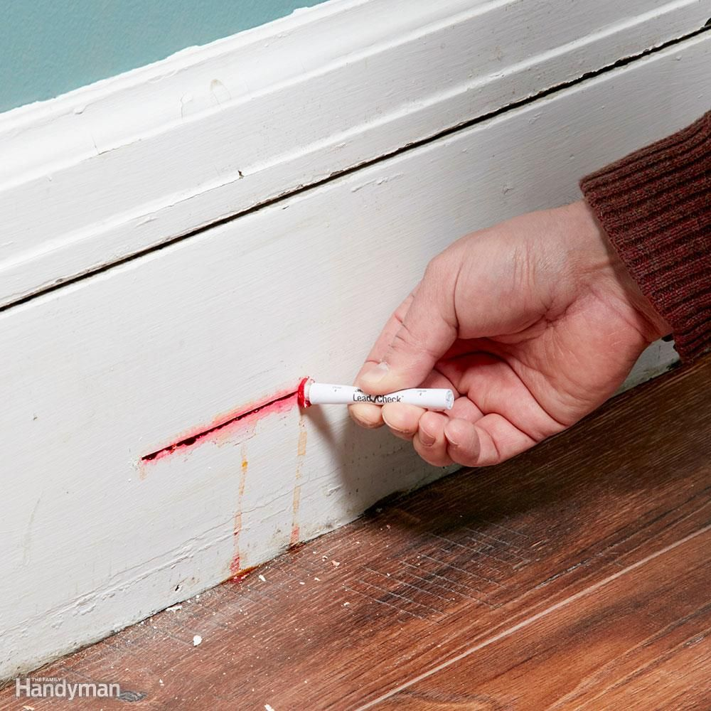 14 Ways To Minimize Lead Paint Exposure And Avoid Paint Poisoning In Older Homes Lead Paint Painting Trim Paint Brushes And Rollers