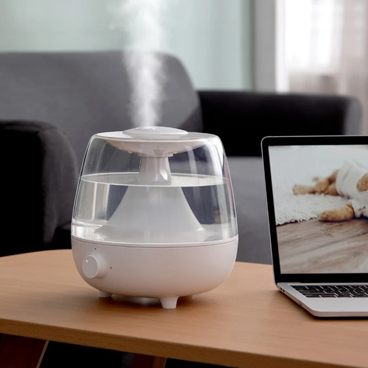 Baseus 2.4L Large Essential Oil Diffuser Aroma Humidifier