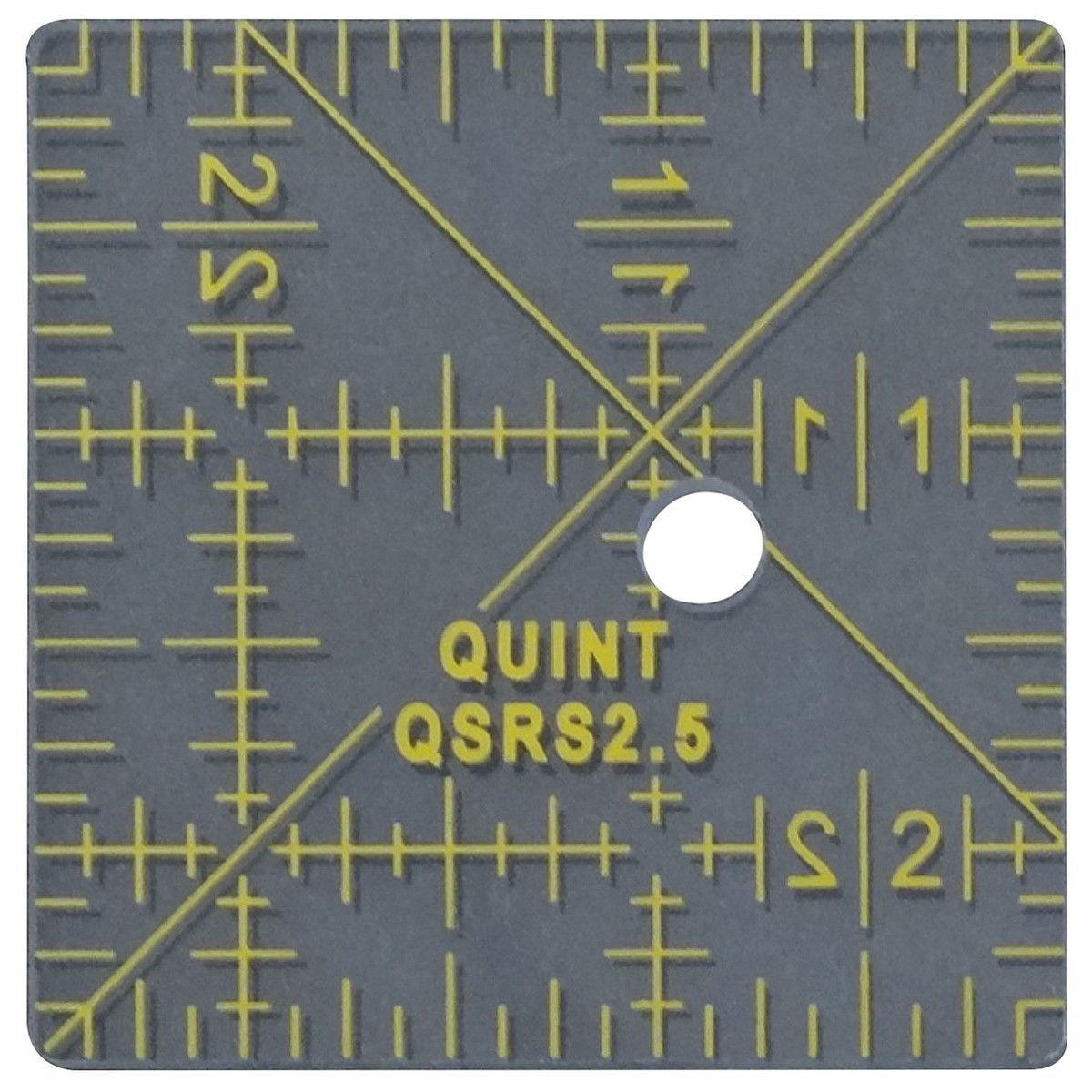 Reverse-A-Rule Standard Series 2.5inx2.5in