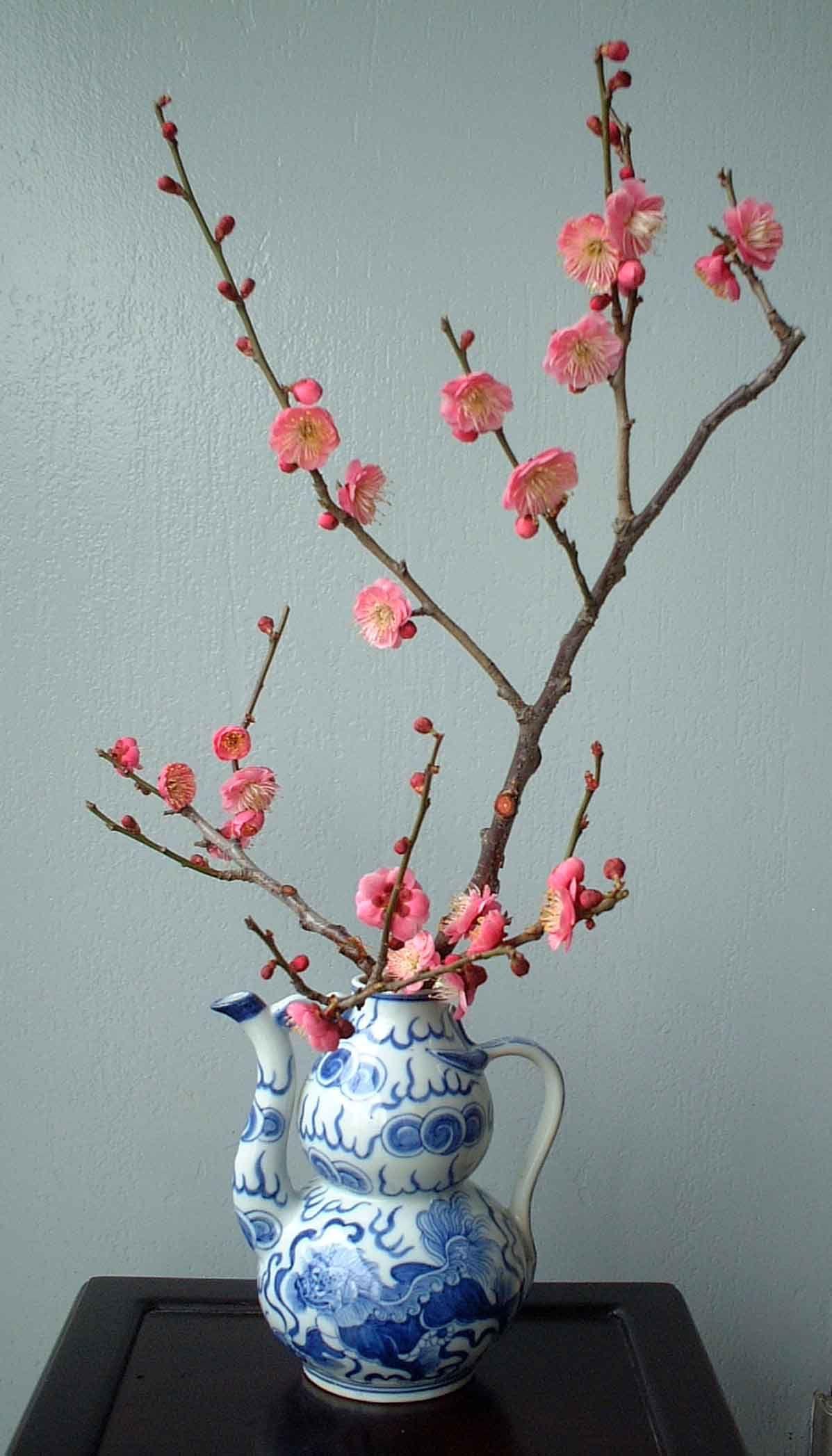 Cherry Blossom Week: Ikebana Origami | Ikebana, Flower ... Asian Flower Arrangements