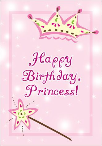 Birthday Quotes For Little Princess