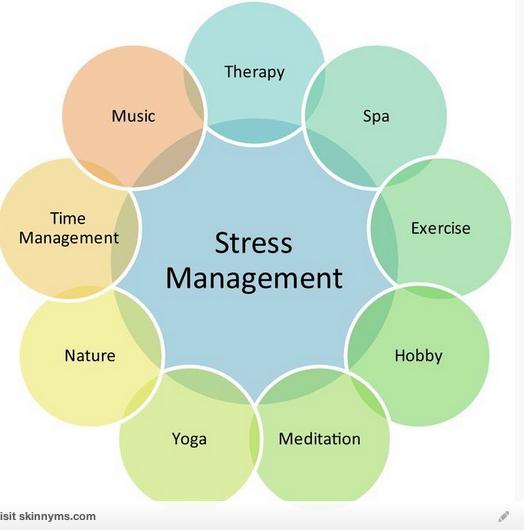 Stress Management Chart #stress #stressmanagement ...