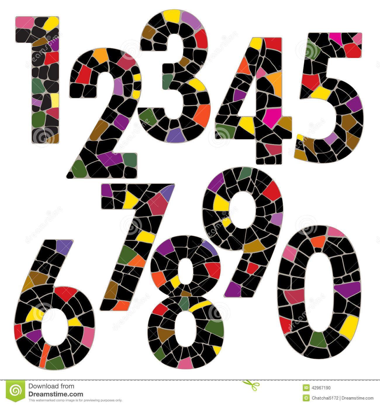 number font에 대한 이미지 검색결과 Civil service exam, Civil