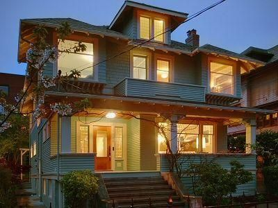 Seattle house styles