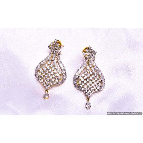 Design no. 3B.2286....Rs. 2500 - Online Shopping for Earrings by chaahat fashion jewellery