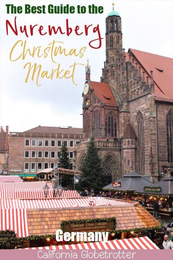 Exploring Nuremberg's Christmas Market in 2020 Germany
