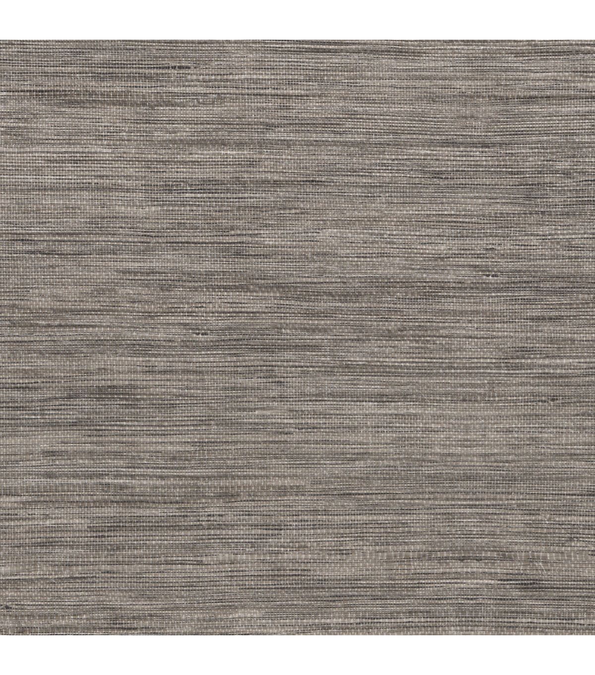 Tapis Grey Faux Grasscloth Wallpaper Grey grasscloth