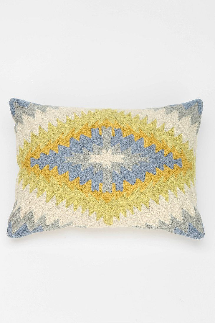 Magical Thinking Geo Medallion Pillow. UO.