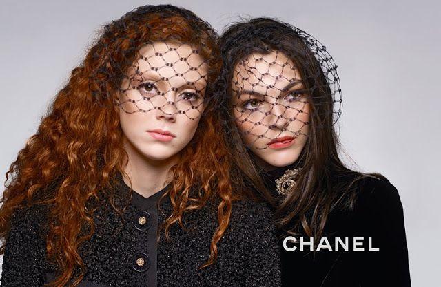 Chanel Pre-Fall 2017 - Design Innova