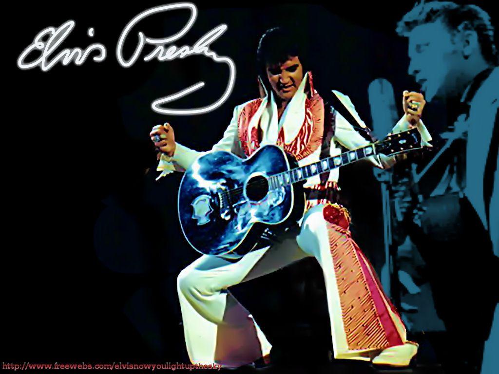 Computer Elvis Presley Wallpapers Desktop Backgrounds Id