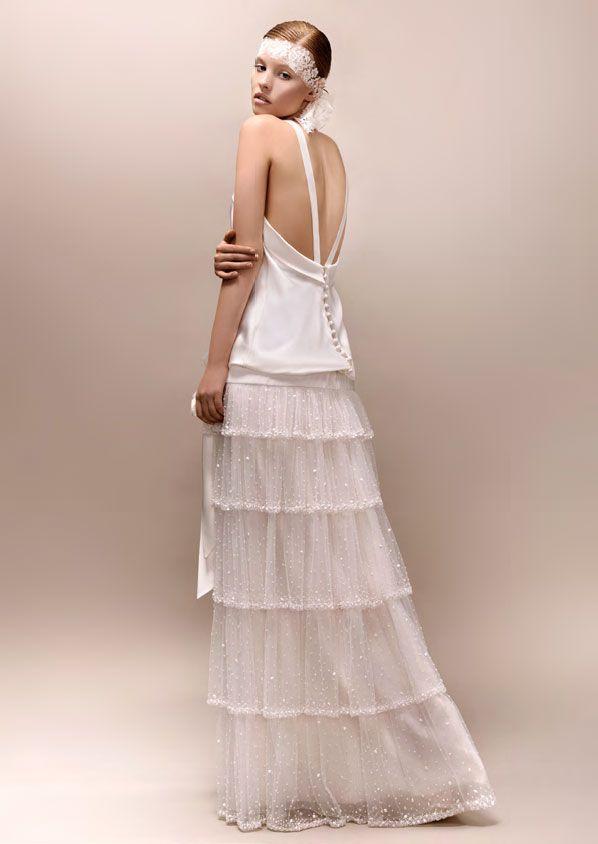 Vintage 1920 Wedding Dresses - Ocodea.com