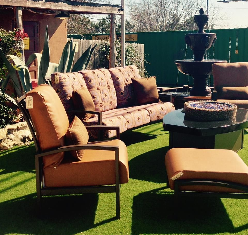 Texas Style Patio Furniture: Affordable Furniture & Bedding In Spring Branch, Texas