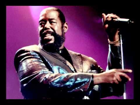 Barry White Barry White Performs Let The Music Play Singer