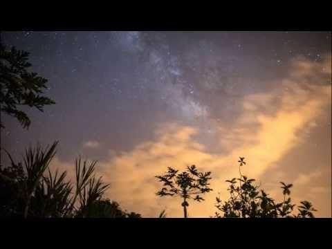 Milky Way Time Lapse at Kona Heaven ☆ コナヘブンから見た天の川のタイムラプス
