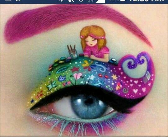 Schöne Augen, Wunderschöne Augen, Augen Tattoos, Augenkunst, Augen Make Up  Kunst, Beauty Make Up, Haar Make Up, Fantasy Make Up, Lidschatten