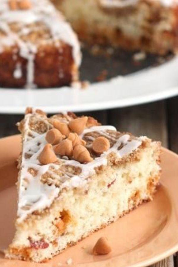 Bacon Butterscotch Coffee Cake Recipe Coffee Cake Betty Crocker Recipes Yummy Sweets