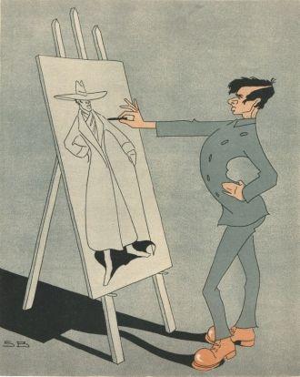 Pin Af Diane Yoder Pa Art Deco Posters Paintings Illustrations Kunstnere Illustration Plakater