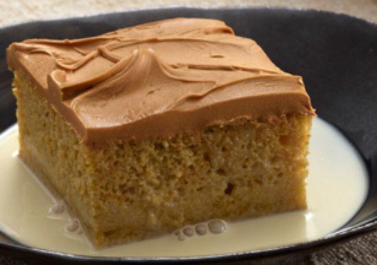Dulce de Leche Cake