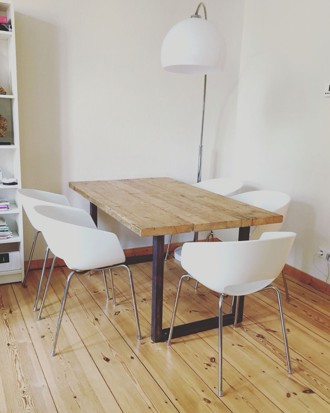 esszimmer im industriedesign #esstidch_hagen #interior, Esszimmer dekoo