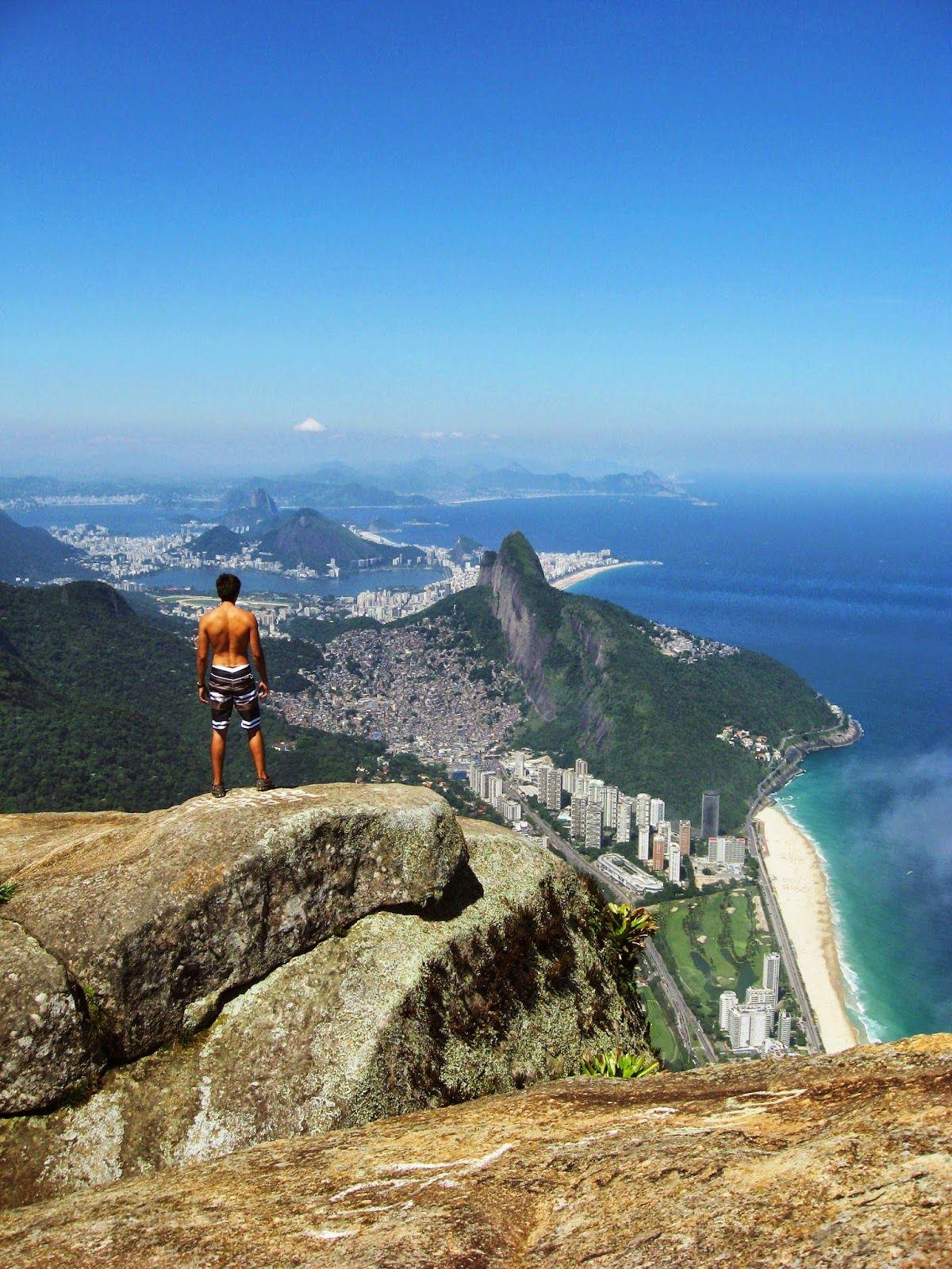 AVENTRITUR - Aventuras, Trilhas e Turismo.: Pedra da Gávea