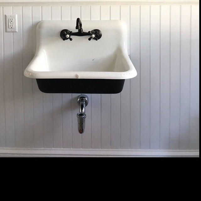 42 X 20 Farmhouse Sink Faucet Drain Basket Etsy In 2020 Farmhouse Sink Farmhouse Sink Faucet Sink