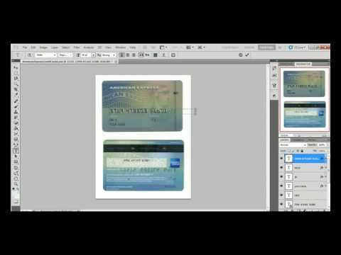 Pin On Credit Card Template Photoshop