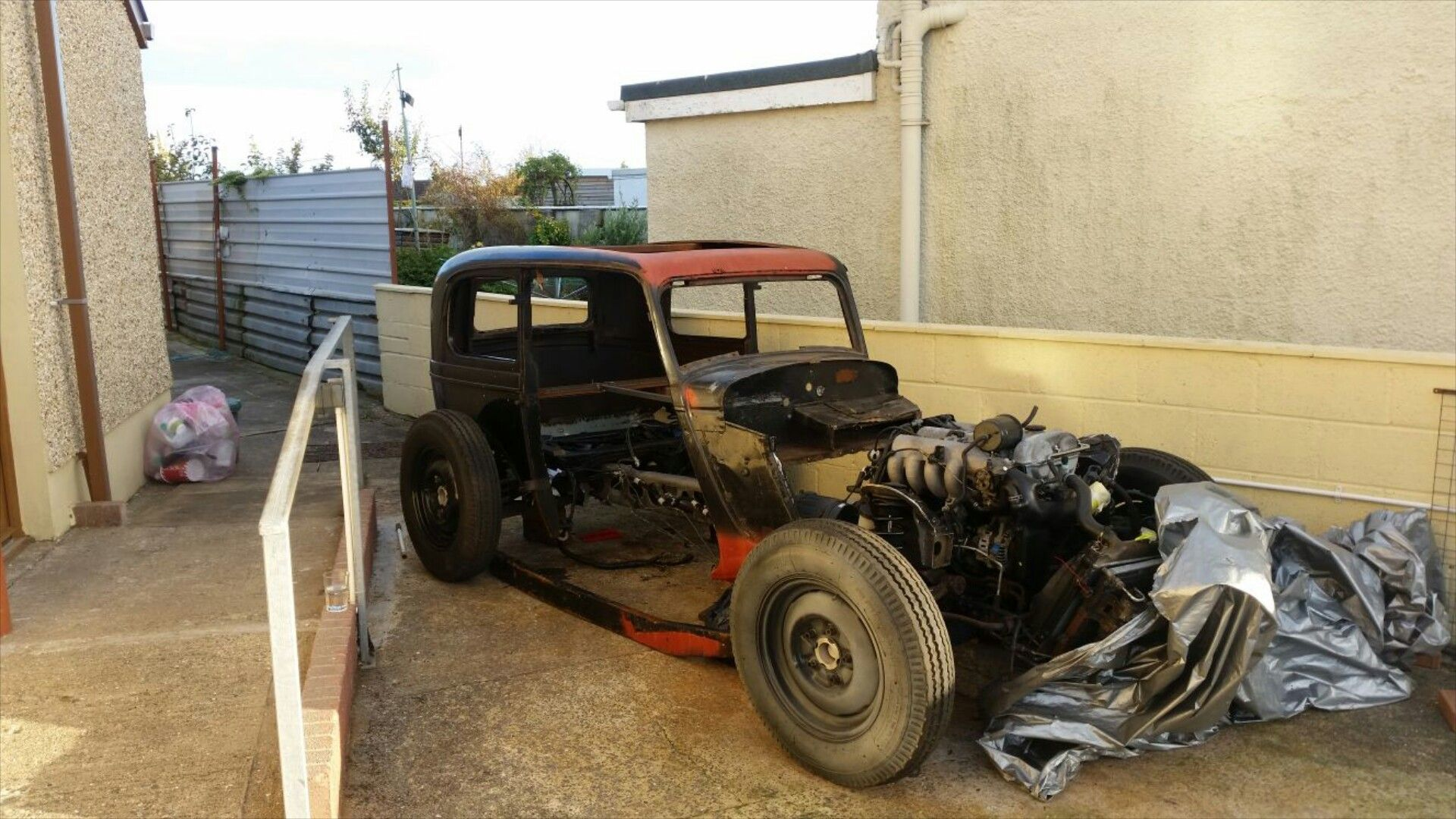 Unfinished project | my f1 Ford pi k up truck | Pinterest | Ford ...