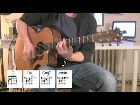 Creep - Acoustic Guitar - Chords - genuine vocal track by Radiohead ...