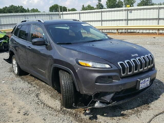 2014 Jeep Cherokee 2 4l For Sale At Copart Auto Auction