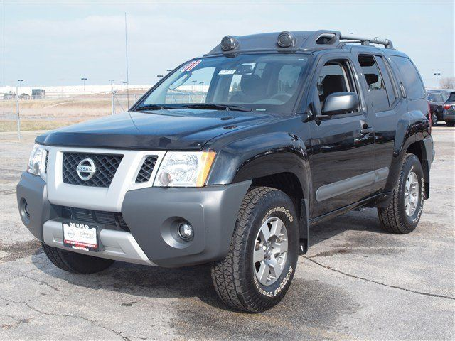 2011 Nissan Xterra Pro4X...the preferred choice for