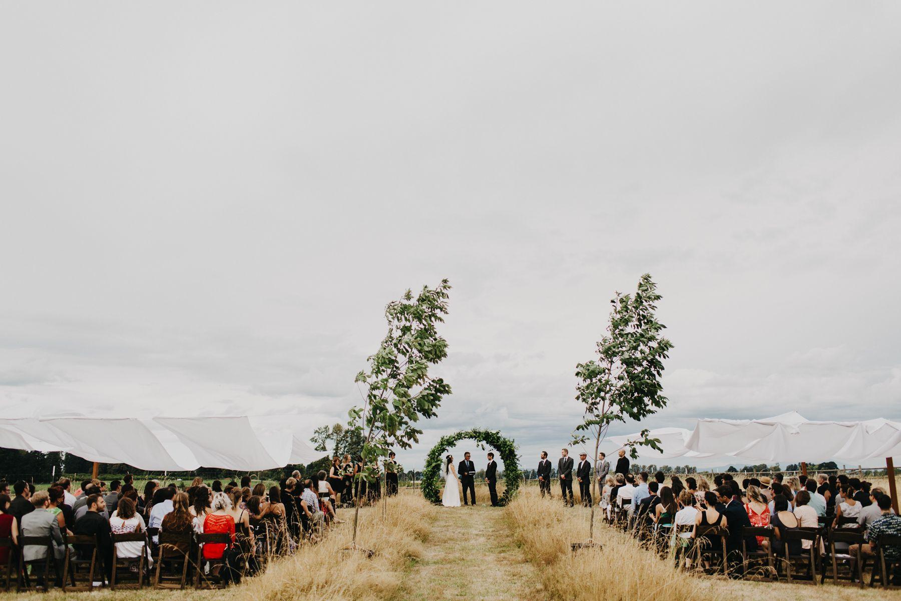 Sauvie Island Wedding Portland Photographer