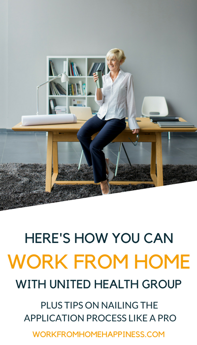 Here's how you can find United Health Group work from home