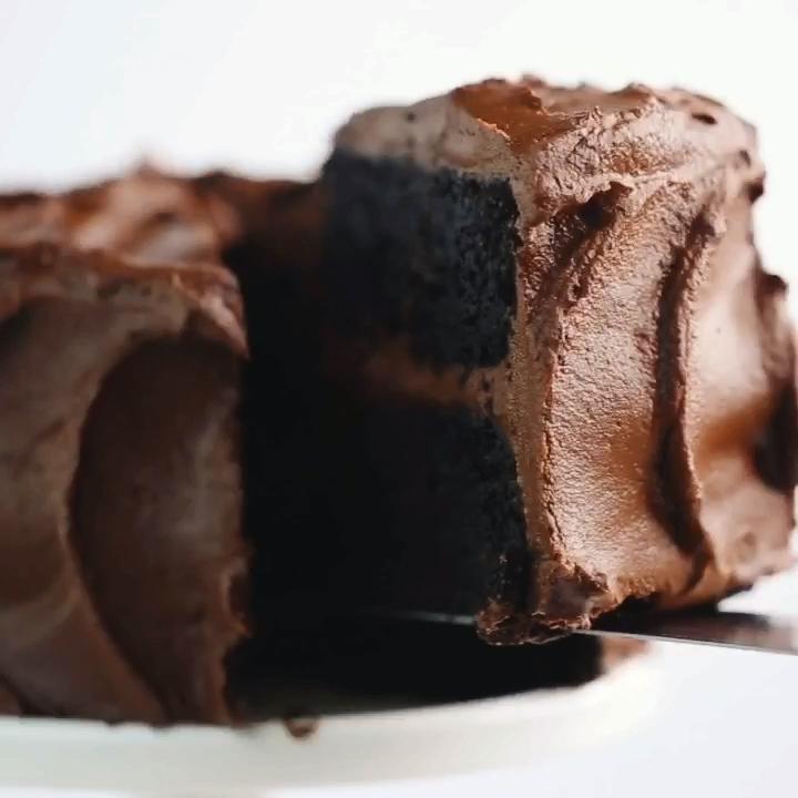 Best Paleo Avocado Chocolate Cake #dairyfree