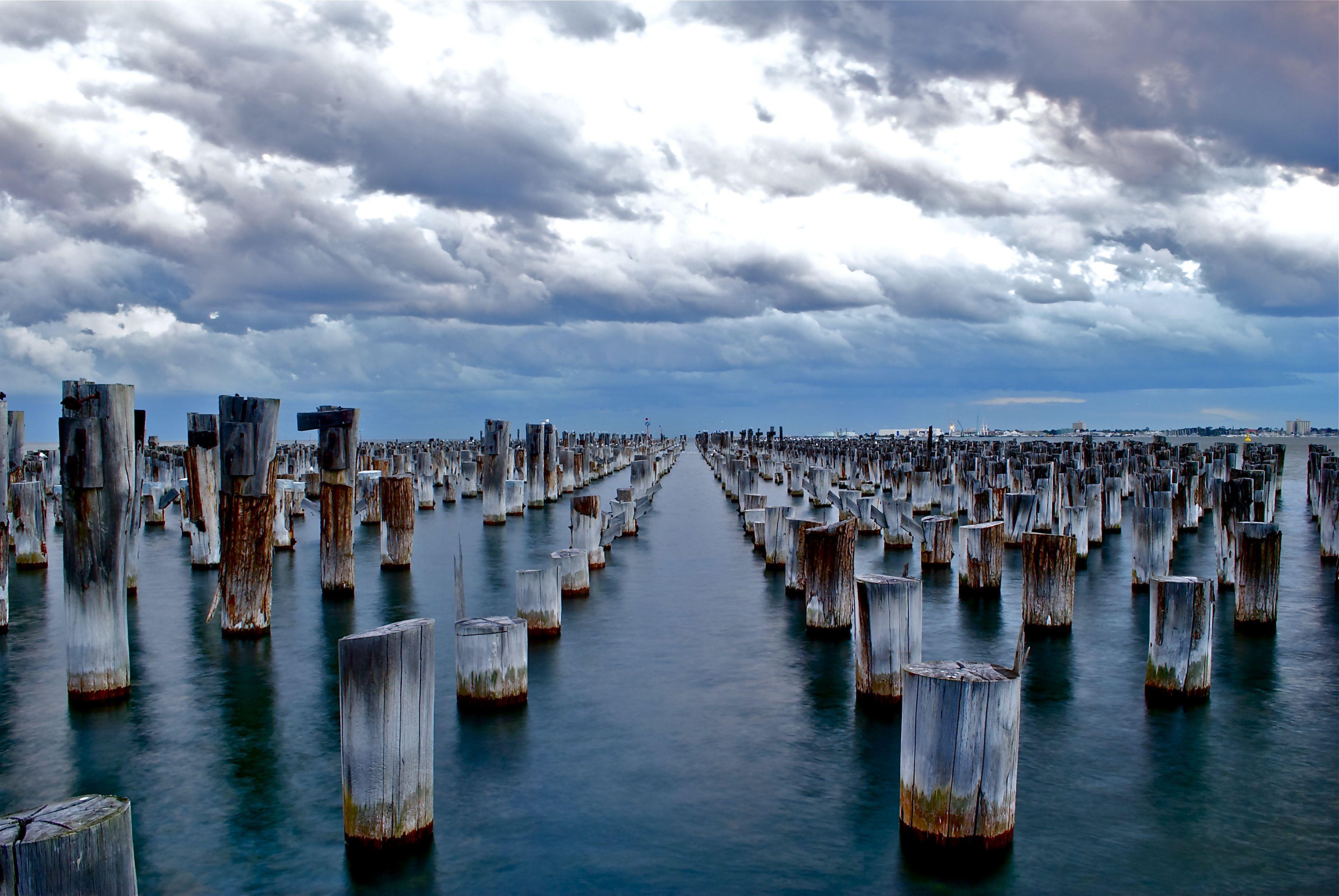 Port Melbourne 09/05/2012