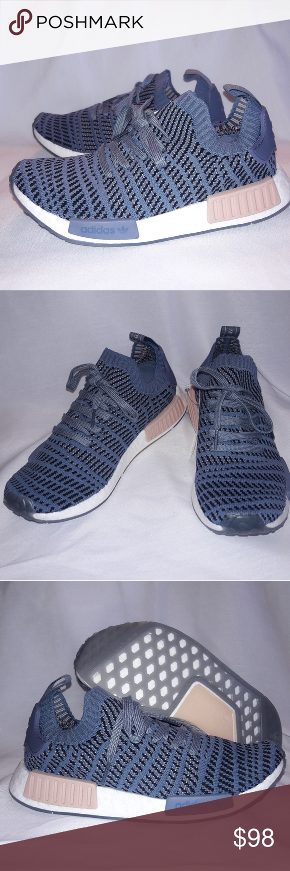 54ebd6adea7ef Womens Adidas Original NMD R1 STLT Primeknit Shoes Brand new with original  box. Women size 9